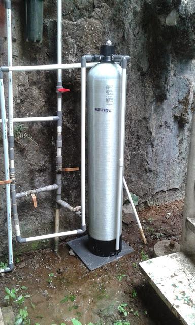 Pasang Filter penyaring air Bekasi